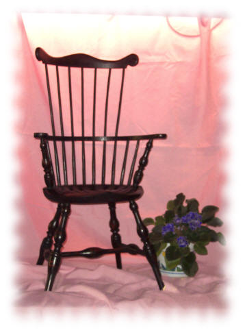 Windsor Comb Back Child Chair
