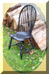 windsor bow back chair